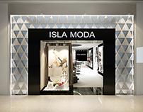 Concept ISLA MODA shop, Ho Chi Minh, Vietnam