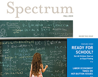 """Spectrum,"" Columbia University School of Social Work"