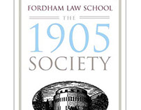 Planning Giving Brochure, Fordham Law School