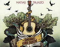 CD Cover: De canciones y otros cuentos