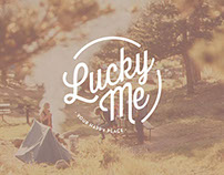 Lucky Me Branding