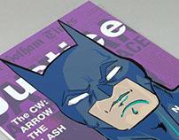 Magazine Spread and Illustrations