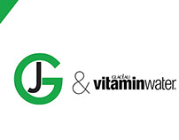 """Vitamin Water"" Triplet Ad Campaign"