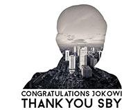 Congratulations Jokowi