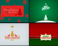 Christmas Card / Backgrounds