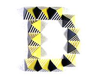 2014 / Pyramid shaped – ceramic module 001