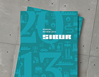 SIBUR. Annual Report '13