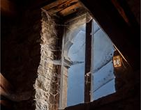 Porte e finestre a Fontecchio