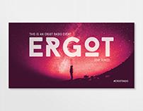 ERGOT RADIO - ONLINE CONTENT