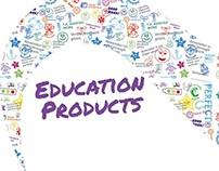 Education teacher stamps