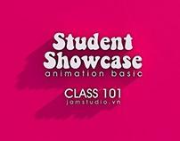 [Animation Basic] - Student Showcase Class 101
