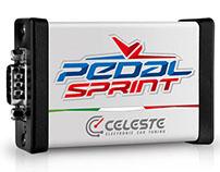 Pedal Sprint . Celeste