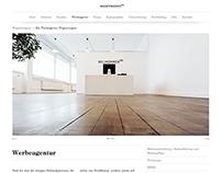 Webdesign / Programming - www.wagnerwagner.de