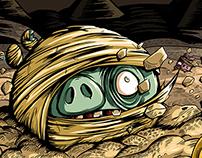 ABF: Curse of the Mummy Pig