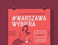 #WarszawaWybiera