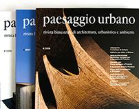PAESAGGIO URBANO - Architecture Magazine