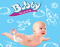 BOBBY | Baby wet wipes