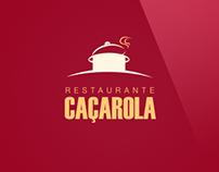 Identidade Visual: Restaurante Caçarola