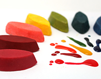 Colores y Pigmentos.