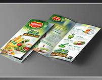 Del Monte Fresh Garden Leaflet