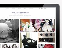 Gander & White New Responsive Website