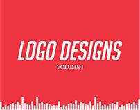 Logo Designs Volume I