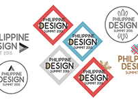 Philippine Design Summit Logo Study