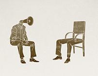Poster Design for Mr. Hiroyuki Hattori's Talk at CONA