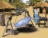 Solar Energy Microstation - Renaissun Project