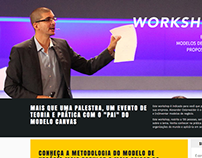 Hotsite - Workshop HSM