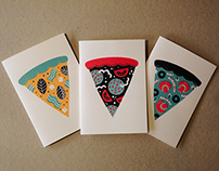 Pizza Cards