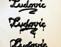 Ludovic - handlettering