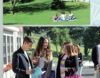 Pubblicità stampa - Università e Master