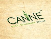 CANNE( sweet sugarcane sticks)