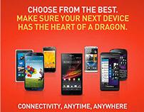 Snapdragon banner ads