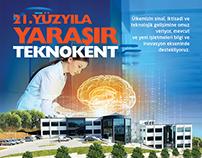 Sakarya Üniversitesi Teknokent / Technocity