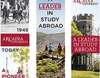 Arcadia Web Banners
