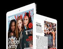 Miss Vogue Digital Edition