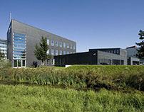 Uitbreiding kantoor en magazijn Zimmer Utrecht