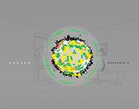"""""""Entropia 2"""" CD Cover + Promo"""