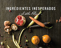 Ingredientes inesperados