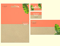 Natura Cosmetics Stationary