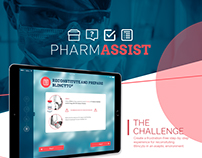 PharmAssist App Design