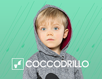 Coccodrillo - e-commerce concept