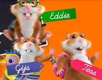 Hamsterworld  -  Educational online virtual platform