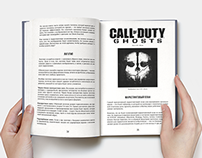Gaming Marketing • Book Layout