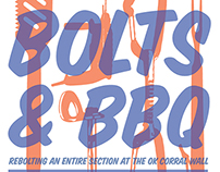 Bolts & BBQ Poster