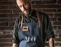 Una Kitchen & Microbrewery, CI/Branding