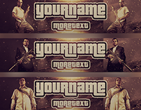 Grand Theft Auto - Youtube Banner
