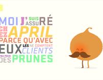 April _ loan insurrance _ original music